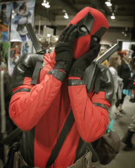 CalgaryExpo 2017 Cosplay - Deadpool