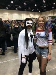 CalgaryExpo 2017 Cosplay - Harley Quinn
