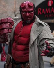 CalgaryExpo 2017 Cosplay - Hellboy 2