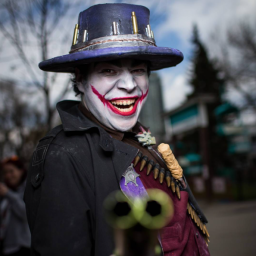 CalgaryExpo 2017 Cosplay - Joker 3