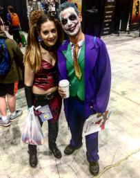 CalgaryExpo 2017 Cosplay - Joker   Harley Quinn 2