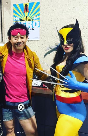 CalgaryExpo 2017 Cosplay - Jubilee   Wolverine