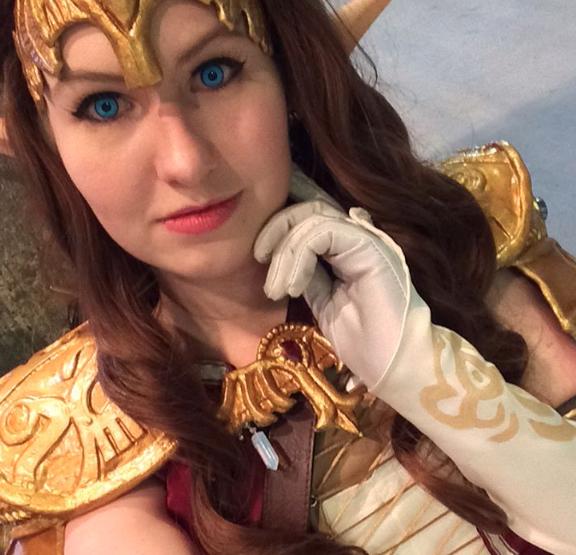 CalgaryExpo 2017 Cosplay - Princess Zelda