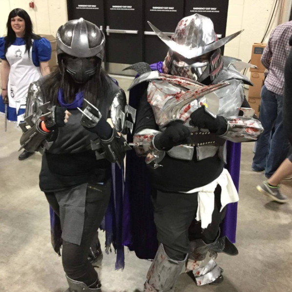 CalgaryExpo 2017 Cosplay - Shredder | Super Shredder