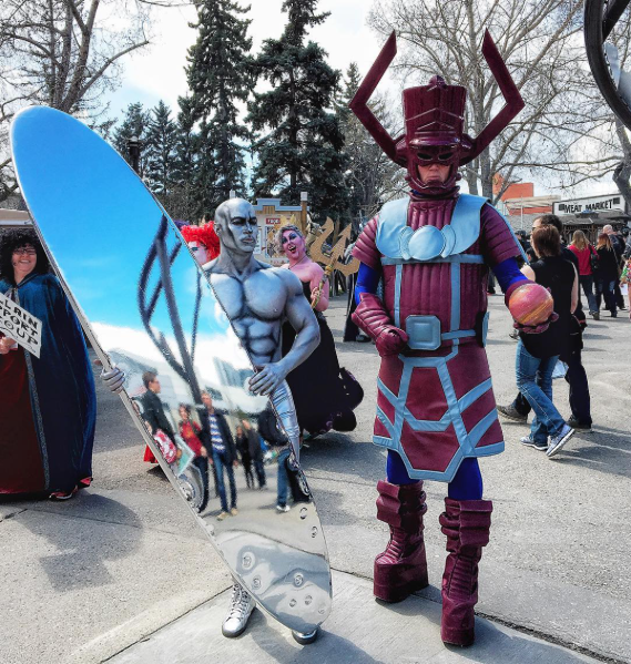 CalgaryExpo 2017 Cosplay - Silver Surfer | Galactus.png