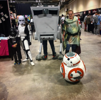 CalgaryExpo 2017 Cosplay - Star Wars 2