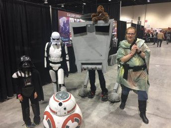 CalgaryExpo 2017 Cosplay - Star Wars