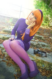 Daphne Cosplay 10