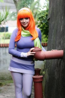 Daphne Cosplay 11