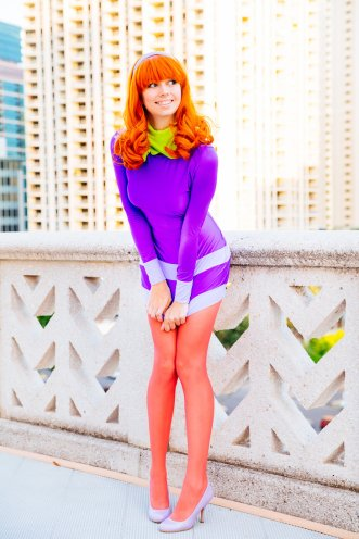 Daphne Cosplay 17