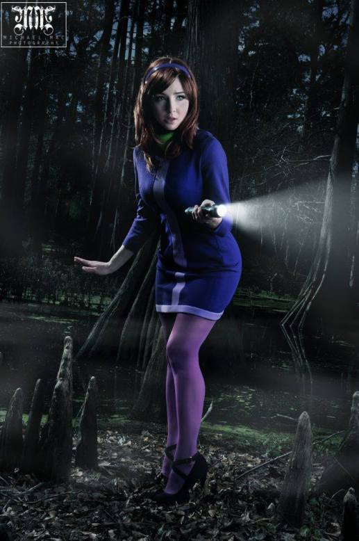 Daphne Cosplay 20