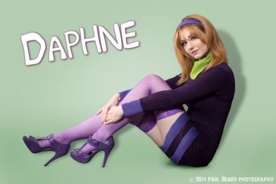 Daphne Cosplay 3