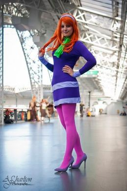 Daphne Cosplay 38