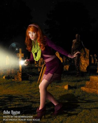 Daphne Cosplay 48