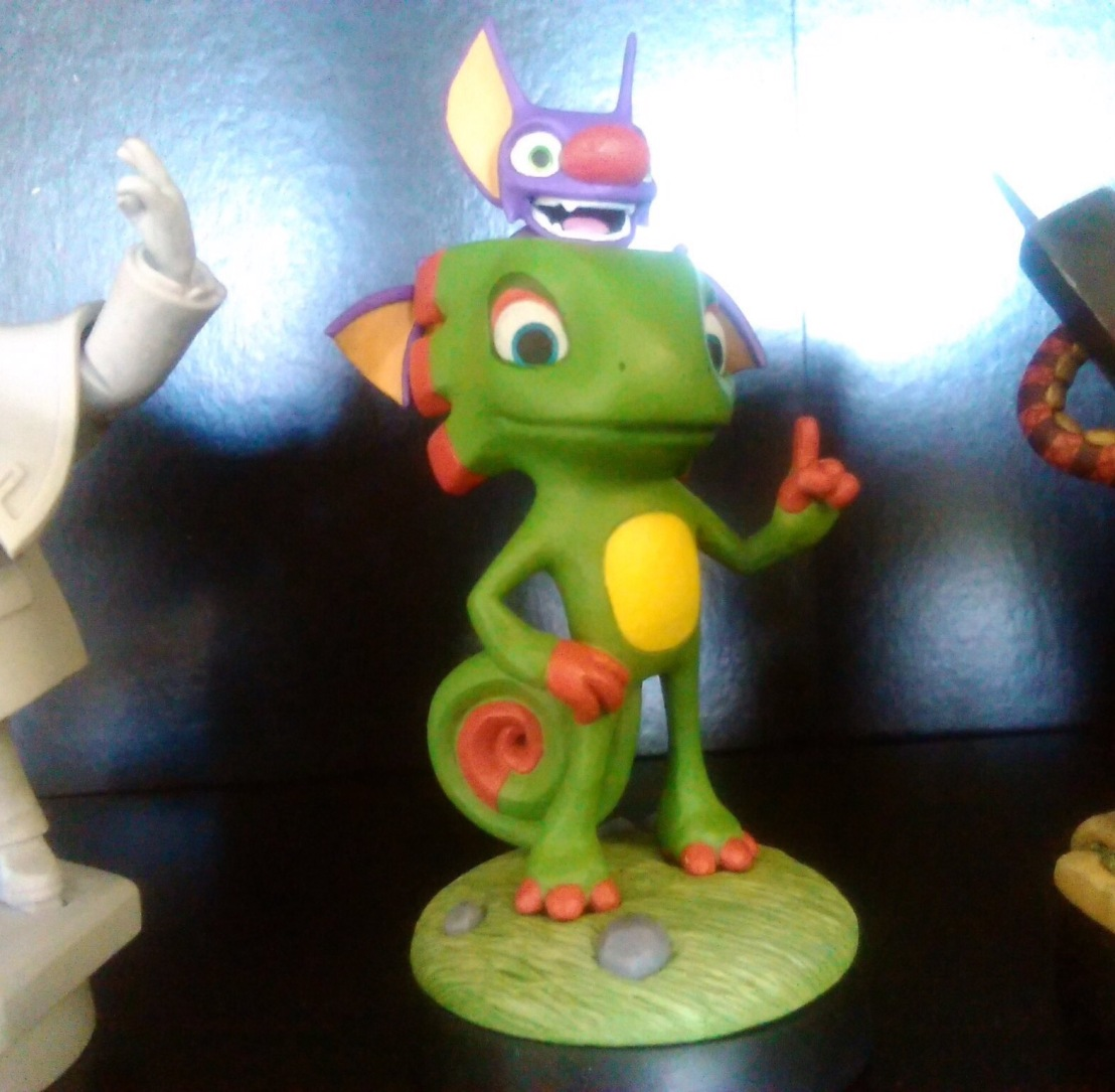 Playtonics launch figures for Yooka Laylee