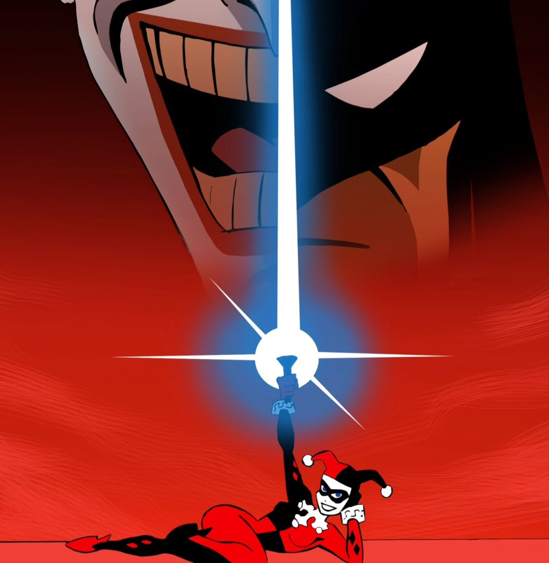 Batman | The Last Jedi MashupPoster