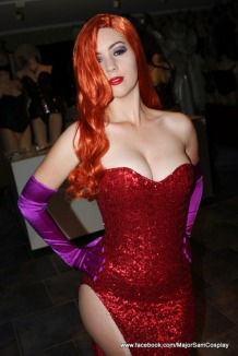 Jessica Rabbit Cosplay 1
