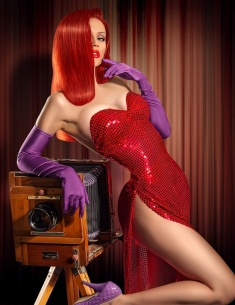 Jessica Rabbit Cosplay 10