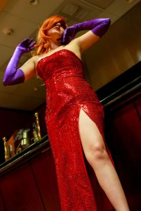 Jessica Rabbit Cosplay 11