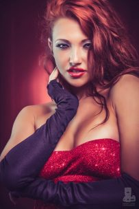 Jessica Rabbit Cosplay 13