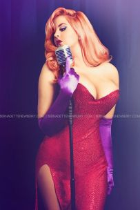 Jessica Rabbit Cosplay 14