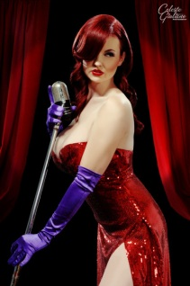 Jessica Rabbit Cosplay 21
