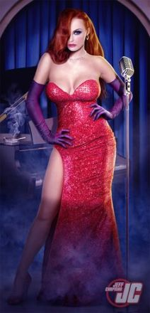 Jessica Rabbit Cosplay 26