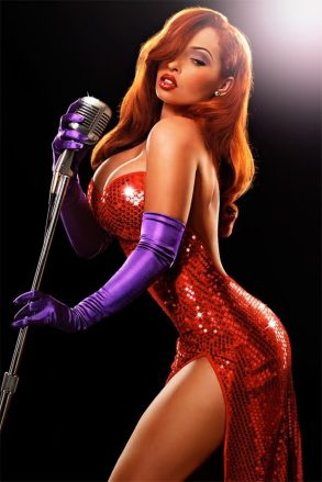 Jessica Rabbit Cosplay 27