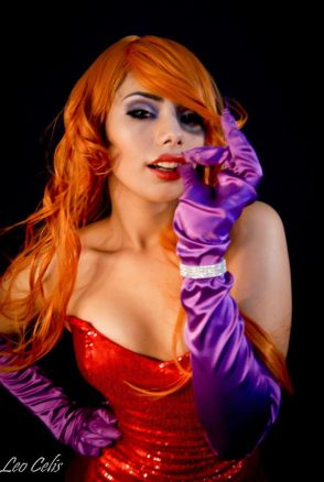 Jessica Rabbit Cosplay 28