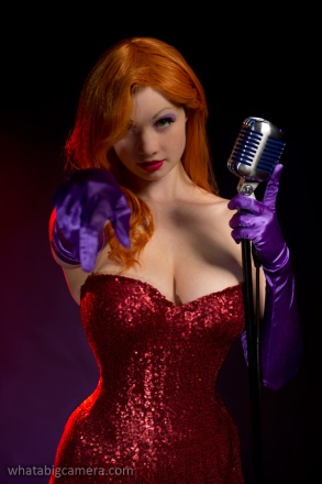 Jessica Rabbit Cosplay 29