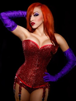 Jessica Rabbit Cosplay 30