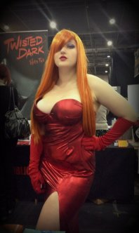 Jessica Rabbit Cosplay 34