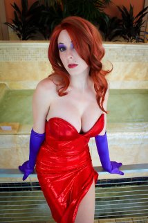 Jessica Rabbit Cosplay 41
