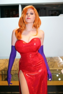 Jessica Rabbit Cosplay 43