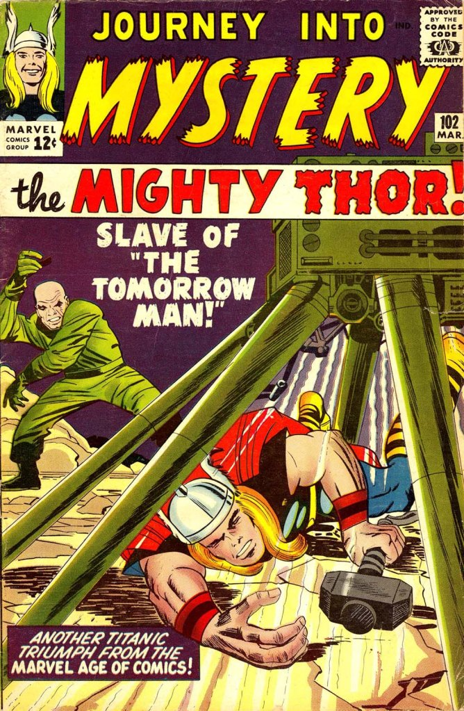 Journey into Mystery #102 (March 1964)