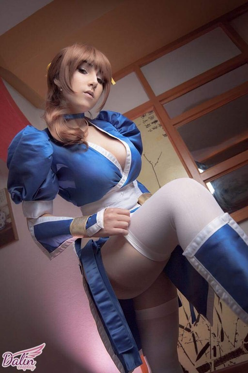 Kasumi (Dead or Alive) by Dalin
