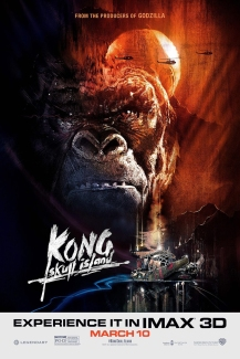 Kong Skull Island (2017) IMAX