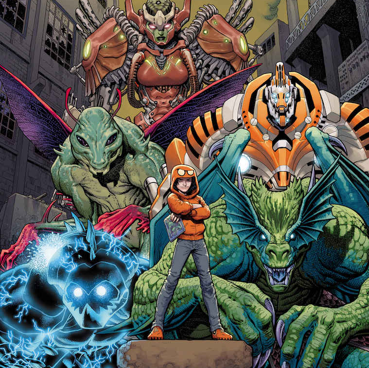 Monsters Unleashed Vol. 3 #1 Plot Synopsis w/ Pics