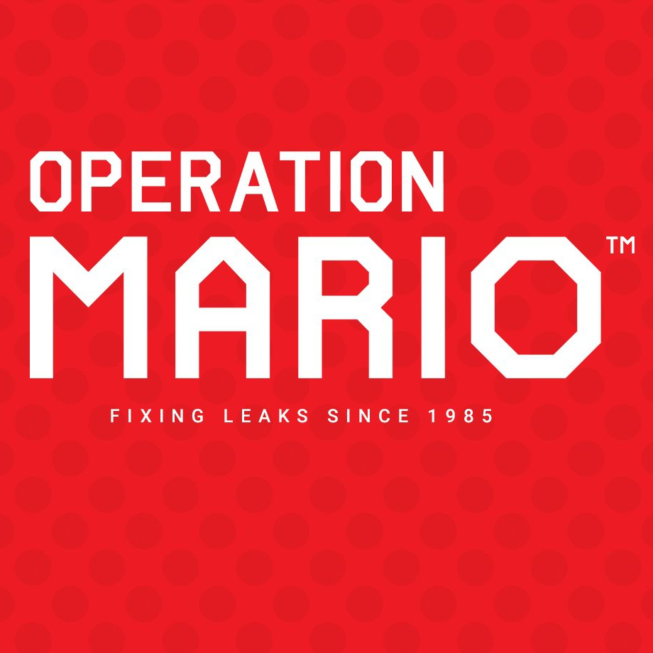 Operation Mario: Fixing Leaks Since1985