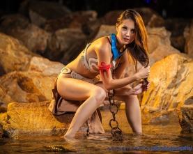 Pocahontas Leia Cosplay 7