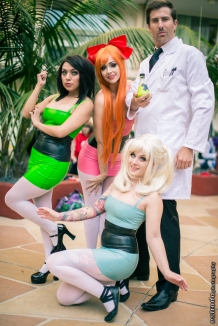 Powerpuff Girls Cosplay 11