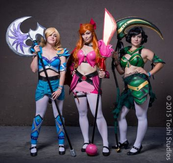 Powerpuff Girls Cosplay 15
