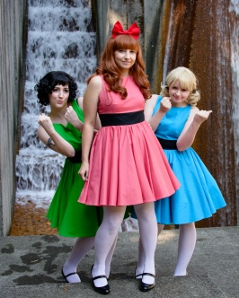 Powerpuff Girls Cosplay 16