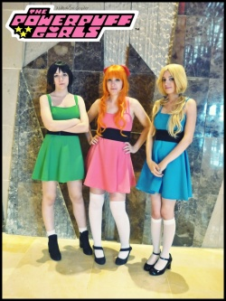 Powerpuff Girls Cosplay 18