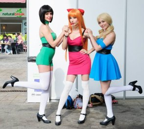 Powerpuff Girls Cosplay 4