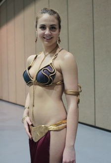 Princess Leia Cosplay 21