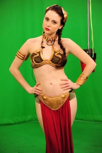 Princess Leia Cosplay 33