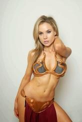 Princess Leia Cosplay 4