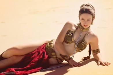 Princess Leia Cosplay 47