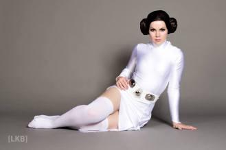 Princess Leia Cosplay 48